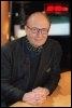 Pierre Bourgeade le 4 décembre 2001 à Paris sur le plateau de l'émission de TF1