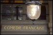 La façade de la Comédie-Française à Paris (© AFP/Archives - Jean-Loup Gautreau)
