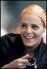 Laure Manaudou, le 15 novembre 2008 à Saint-Dizier (© AFP/Archives - Alain Julien)