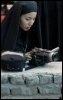 Roxana Saberi le 3 juin 2004 à Téhéran (© AFP/Archives - Behrouz Mehri)