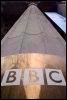 Logo de la BBC à Londres (© AFP/Archives - Nicolas Asfouri)