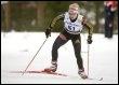 Claudia Nystad le 20 mars 2009 pendant le sprint de 2,5 km, style libre, à Falun (© AFP - Fredrik Sandberg)
