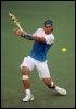 L'Espagnol Rafael Nadal au tournoi d'Indian Wells (Etats-Unis), le 20 mars 2009 (© AFP - Robyn Beck)