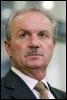 Le président de la banque centrale suisse, Jean-Pierre Roth, le 24 septembre 2006 à Bern (Suisse) (© AFP/archives - Fabrice Coffrini)