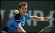 L'Ecossais Andy Murray, le 21 mars 2009 au tournoi d'Indian Wells (Californie) (© AFP - Robyn Beck)