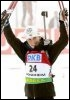 Sandrine Bailly le 22 mars à Trondheim (© AFP - Ned Alley)