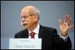Le PDG de Daimler, Dieter Zetsche, le 17 février 2009 à Stuttgart (© AFP/DDP/Archives - Torsten Silz)