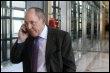 Le médiateur du crédit René Ricol à Paris le 27 novembre 2008 (© AFP/Archives - Joel Saget)