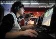 Compétition mondiale de jeux vidéo le 6 novembre 2008 à Cologne (© DDP/AFP/Archives - Sascha Schuermann)
