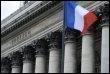 Le bâtiment historique de la Bourse de Paris (© AFP/Archives - Stéphane de Sakutin)
