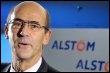 Le PDG d'Alstom Patrick Kron, le 6 novembre 2008 à Paris (© AFP/Archives - Eric Piermont)