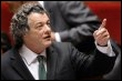 Jean-Louis Borloo le 17 mars 2009 � l'Assembl�e nationale � Paris (© AFP/Archives - Bertrand Guay)