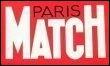 Le logo de l'hebdomadaire Paris Match (© AFP/Archives - Dominique Faget)