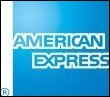 Le logo du groupe American Express (© AFP/American Express/Archives)