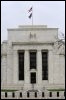 Le siège de la Fed à Washington, le 8 octobre 2008 (© AFP/Archives - Karen Bleier)