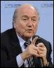 Joseph Blatter, le président de la FIFA, à Tokyo le 15 décembre 2008 (© AFP - Yoshikazu Tsuno)