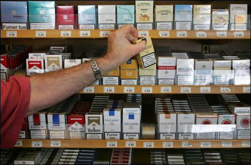 Trente ans de législation anti-tabac en France - Dossiers