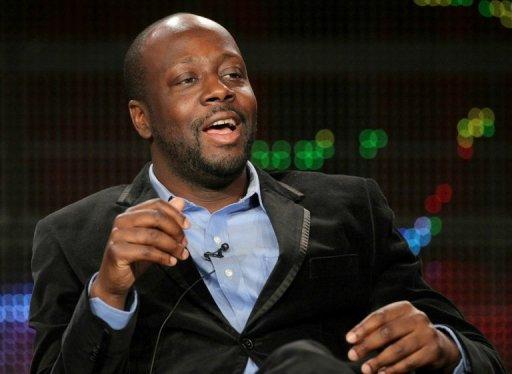 Le chanteur haïtien Wyclef Jean, le 9 janvier 2011 à Pasadena, en Californie (©  - Frederick M. Brown)