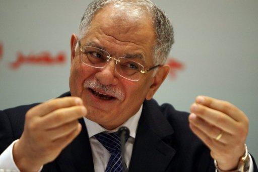 Le ministre des Affaires étrangères tunisien, Kamel Morjane, à Charm el-Cheik, le 18 janvier 2011 (©  - Amr Ahmad)