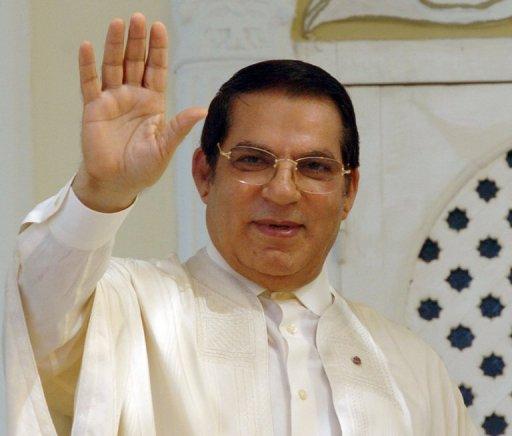 Ben Ali, le 26 août 2009 à Tunis (©  - Fethi Belaid)