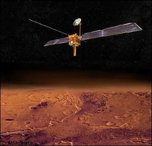Imprimer L Article La Sonde Americaine Mars Orbiter S Approche De
