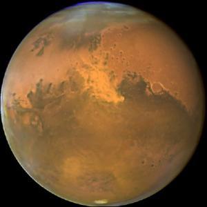 Imprimer L Article Mars A Eu Une Enfance Humide Et Temperee Avant